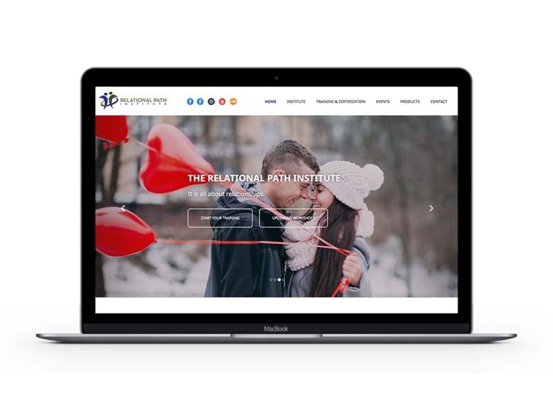 Relational Path Institute Website