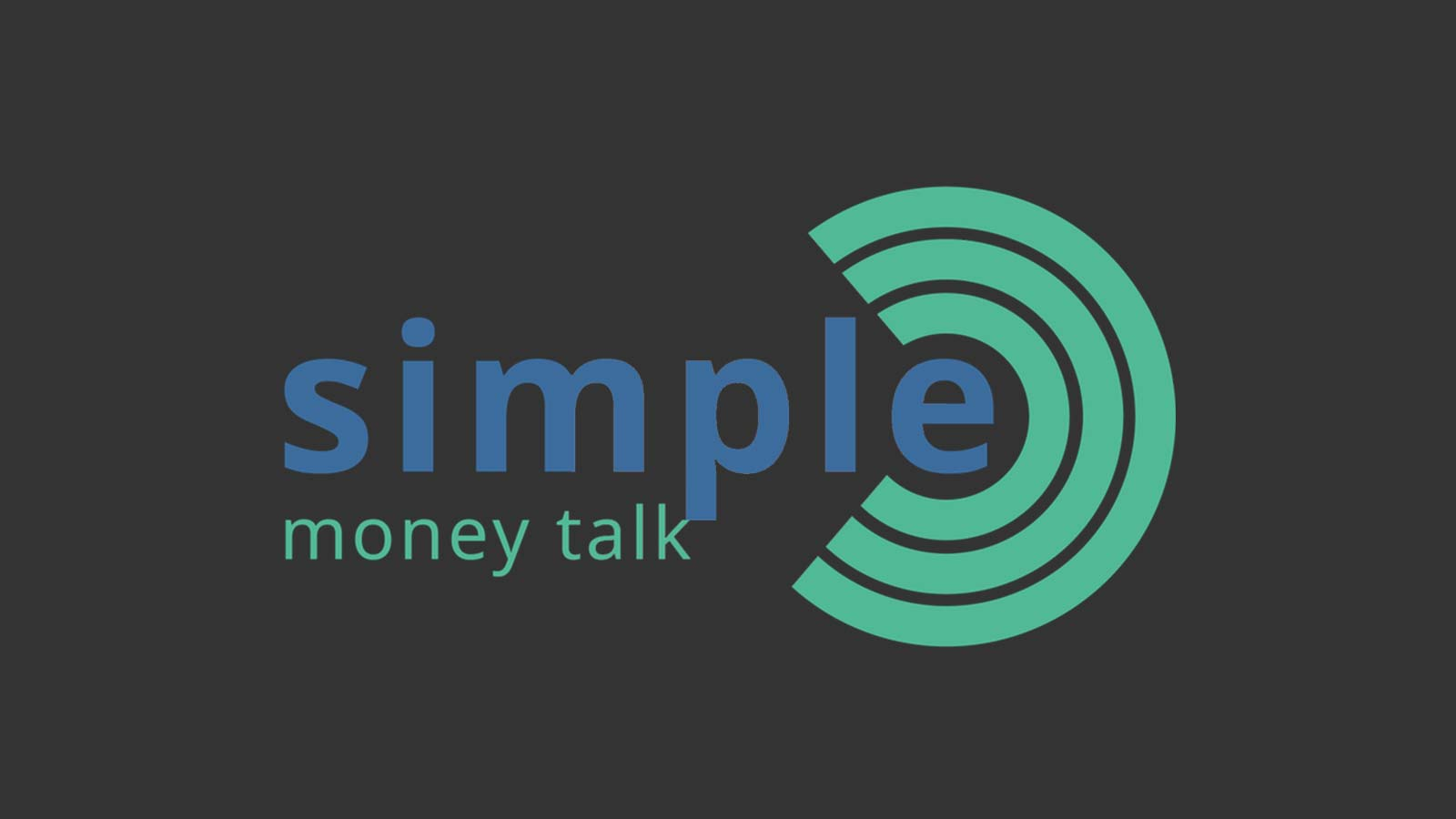 Simple Money Talk Logo